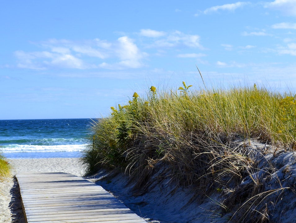 Beaches Within Easy Reach Manchester By The Sea Massachusetts United States