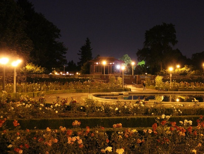 The City of Rose's Best Rose Garden