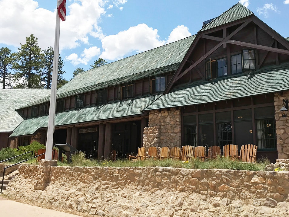 The Lodge at Bryce Canyon Bryce Utah United States