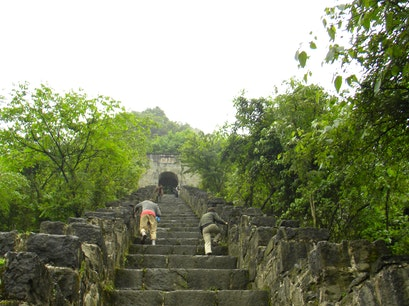 Hailongtun Military Science Old Castle Scenic Area Zunyi  China