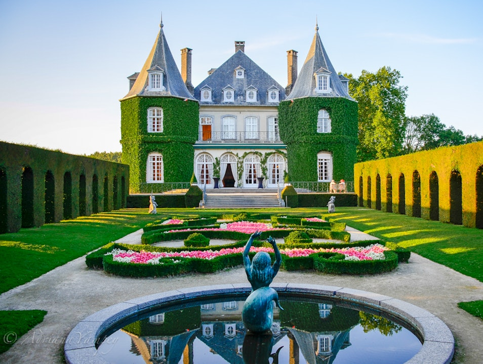 A jewel of Wallonia  Braine L'alleud  Belgium