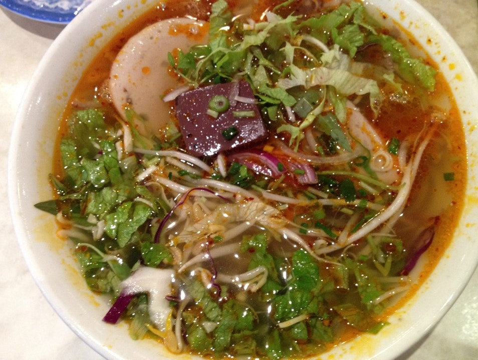 Hue's King of Noodle Soups Thành Phố Huế  Vietnam