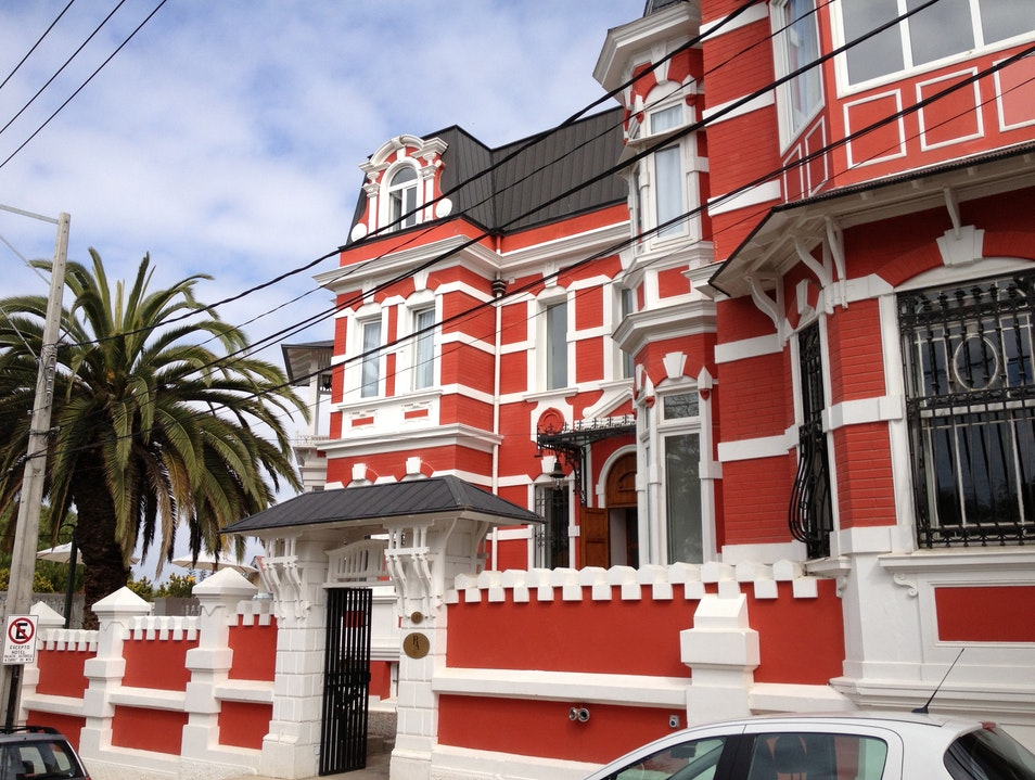 Slumber in Valparaíso's Hippest Hotel   Chile