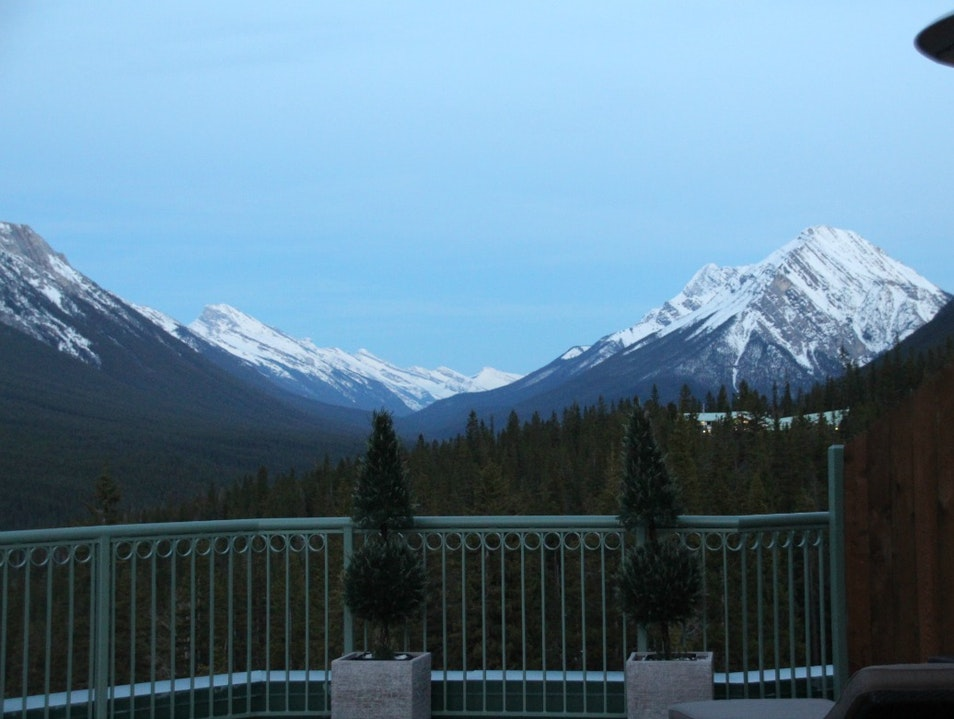 See Banff National Park on Rocky Mountaineer  Banff  Canada