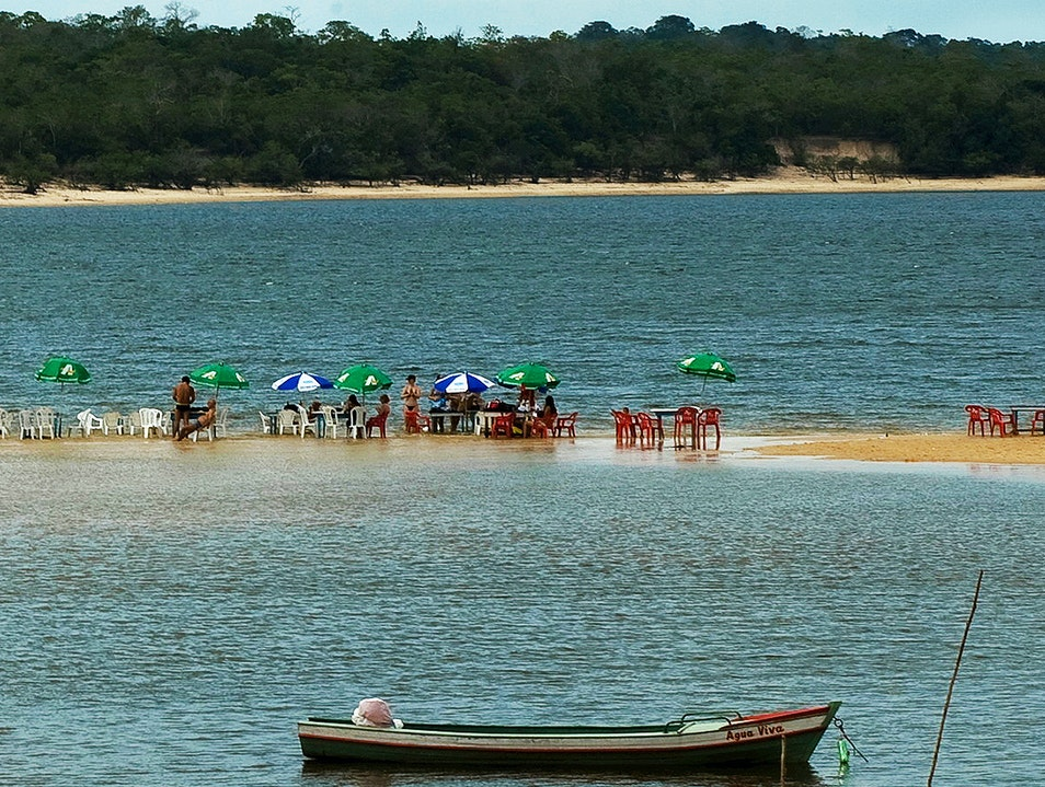 Ilha do Amor Alter Do Chão  Brazil