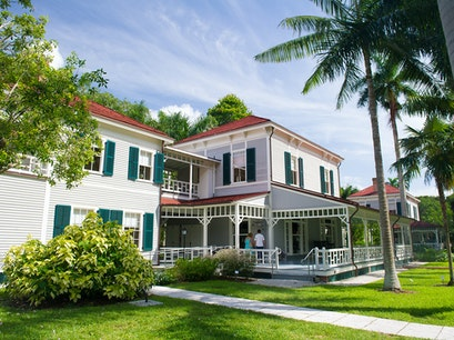 The Edison and Ford Winter Estates Fort Myers Florida United States
