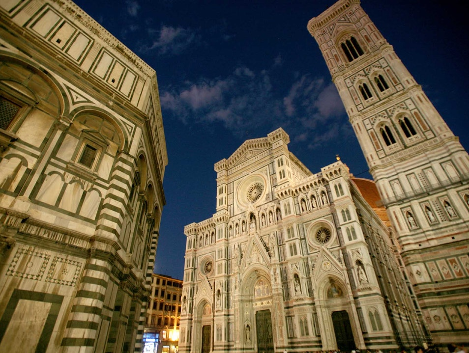Visit one of the biggest cathedrals in the world Florence  Italy
