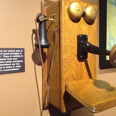 Telephone History Exhibit