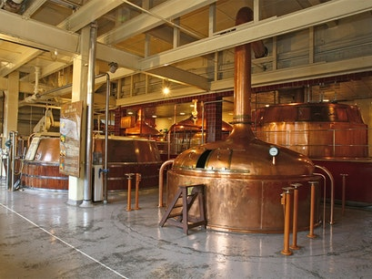 Speight's Brewery Tour Dunedin  New Zealand