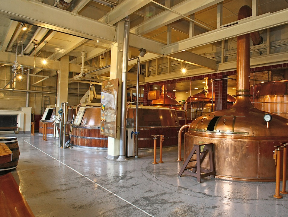 Speight's Brewery Tour