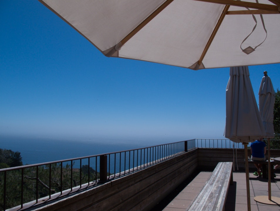 Come for the view, stay for the coffee Big Sur California United States