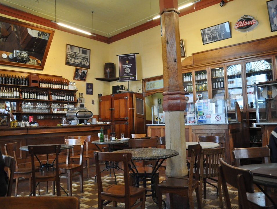 Hemingway Would Have Been at Home Here: Bar Cordano