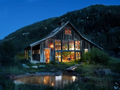 Dunton Hot Springs Telluride Colorado United States