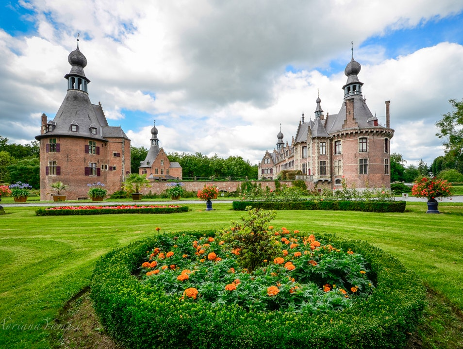The Castle of Ooidonk Deinze  Belgium