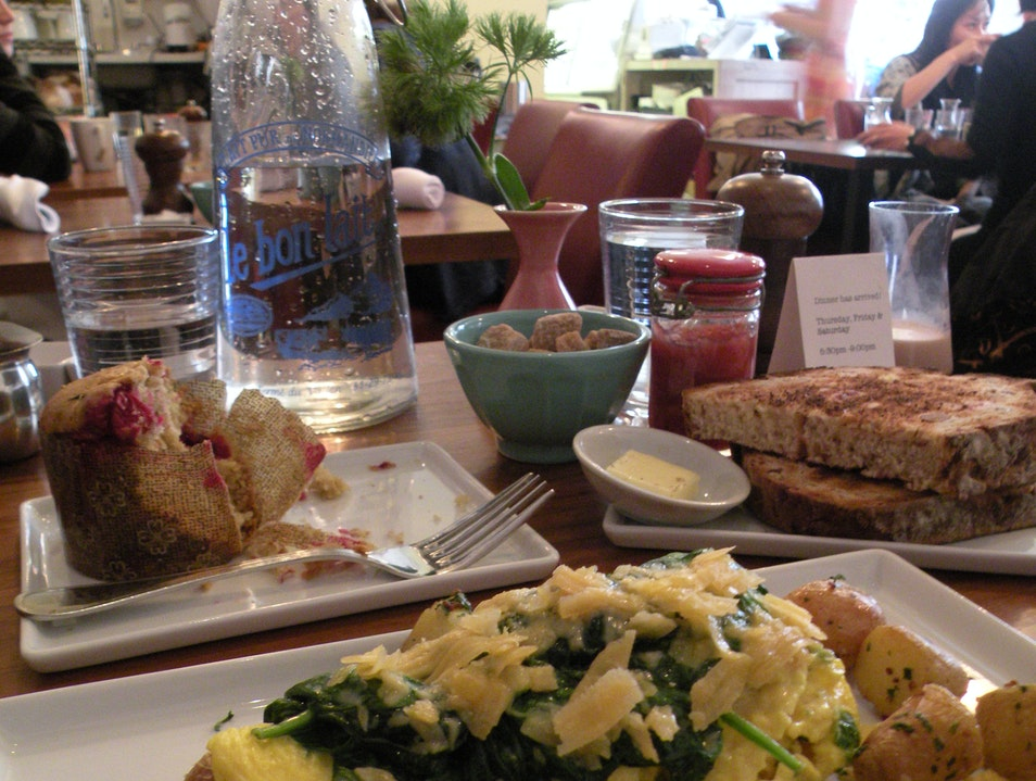 Healthy breakfast in Santa Barbara, CA Santa Barbara California United States