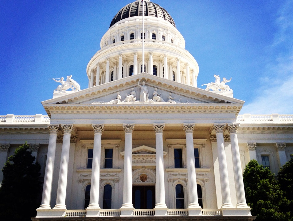 California State Capitol Museum and Park Sacramento California United States