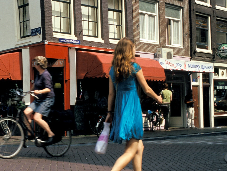 Indie Shops at Haarlemmerstraat and Haarlemmerdijk Amsterdam  The Netherlands