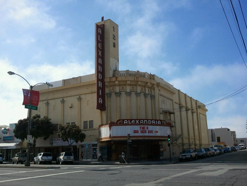 A Crumbling Cinema San Francisco California United States