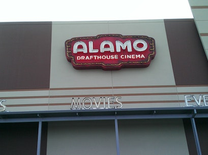 Alamo Drafthouse DFW Richardson Texas United States