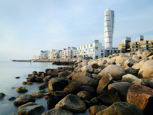 Plastic Fantastic and the Turning Torso