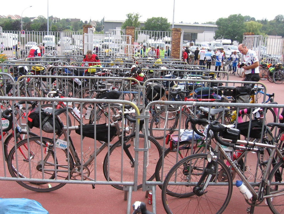 bike parking Dreux  France