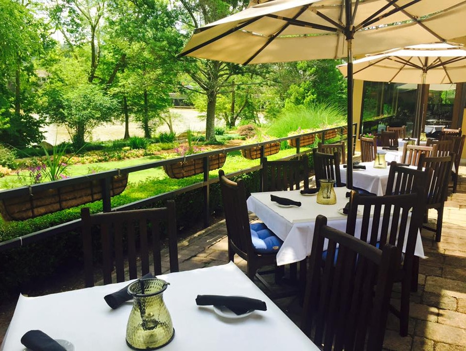 Power Lunches and River Views at Ray's
