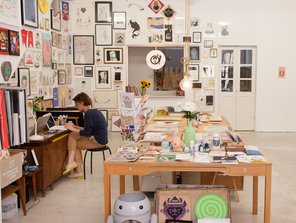 Local Artists Displayed in a New Way