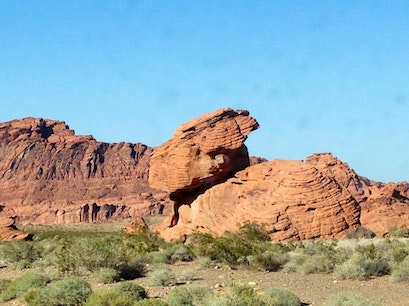 Valley of Fire Overton Nevada United States