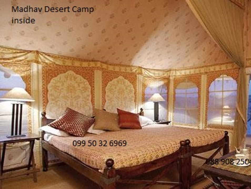 Madhav Desert Camp Jaisalmer  India