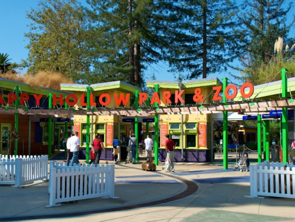Happy Hollow Park & Zoo San Jose California United States