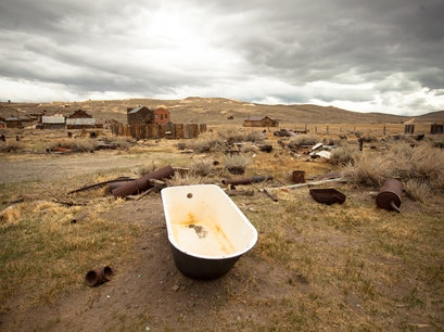 Bodie Ghost Town Bridgeport California United States