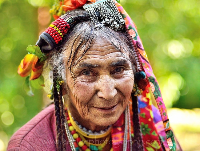 The Last of the Pure Aryans -- in the Himalayas???