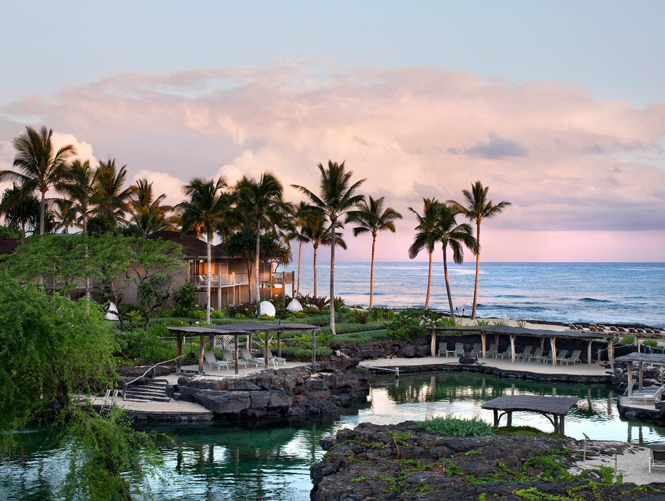 Four Seasons Hualalai, Big Island