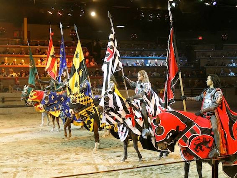 Get the Royal Treatment at Medieval Times Schaumburg Illinois United States