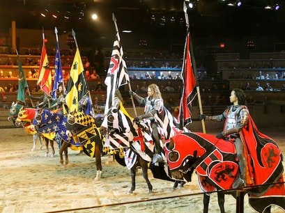 Medieval Times Dinner & Tournament Schaumburg Illinois United States