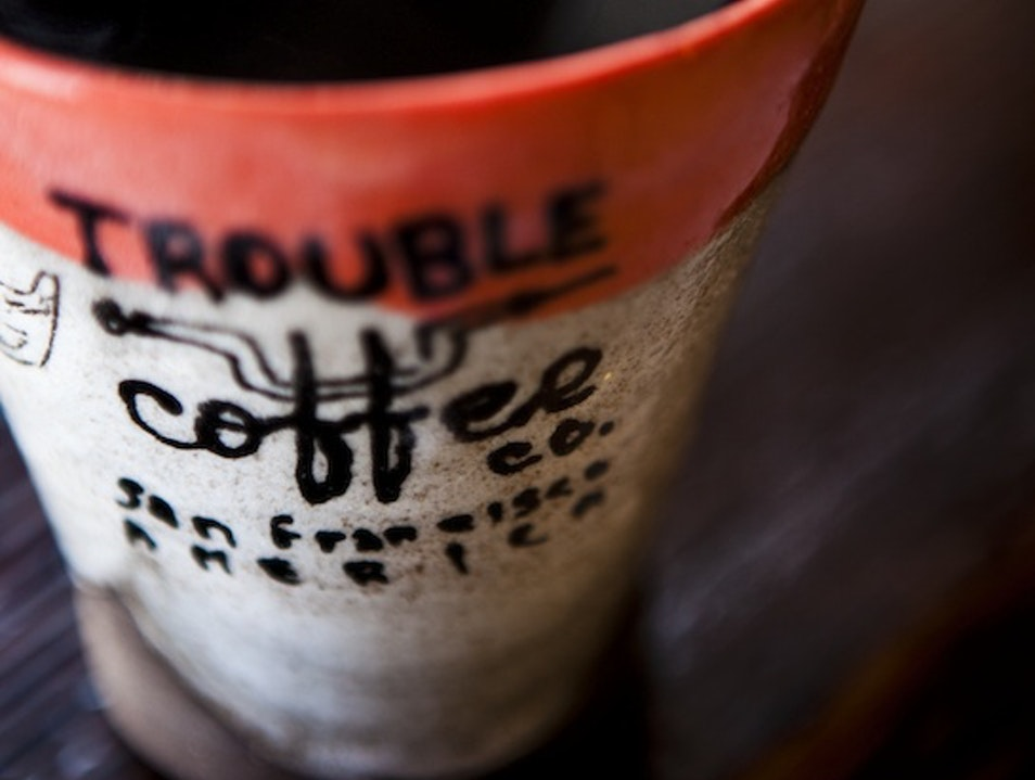Trouble Coffee Company, San Francisco San Francisco California United States