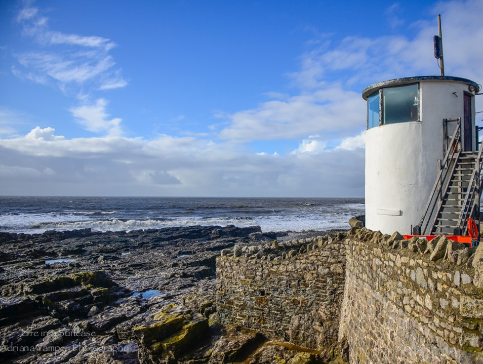Porthcawl Lifeboat Station Porthcawl  United Kingdom