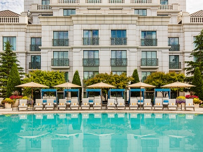 The Grand America Hotel Salt Lake City Utah United States