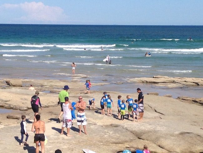 Caloundra: Where the Whole Family Learns to Surf