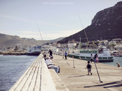 Kalk Bay Harbour Cape Town  South Africa