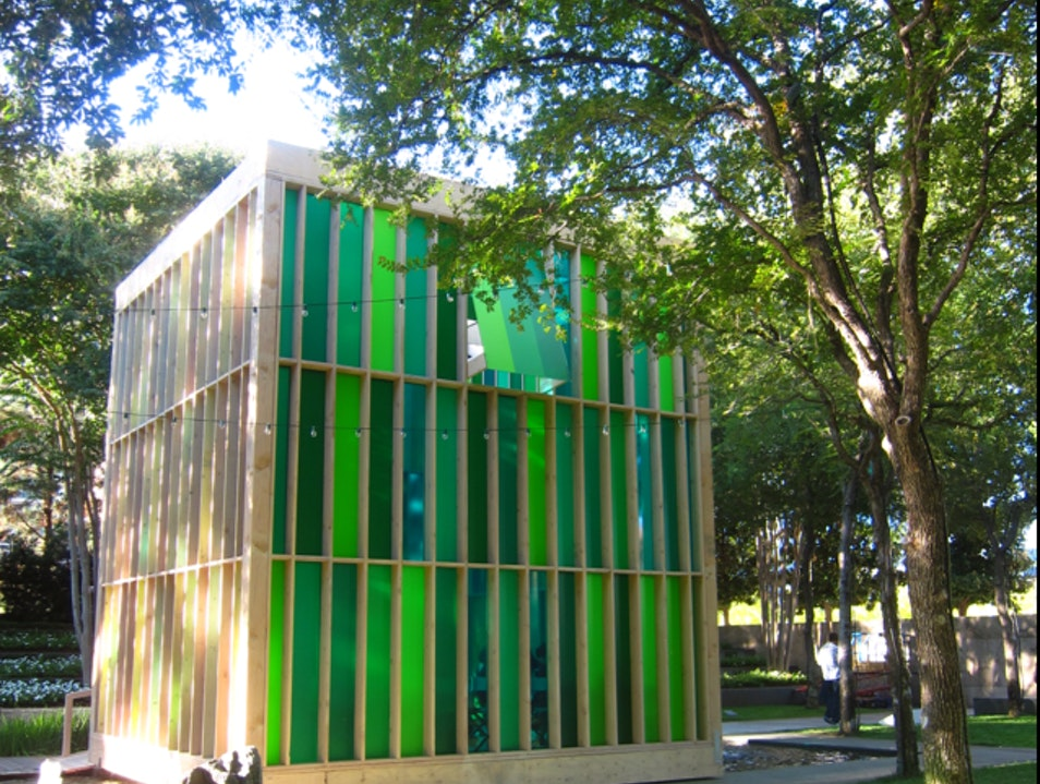 Nasher Sculpture Center in Dallas Arts District