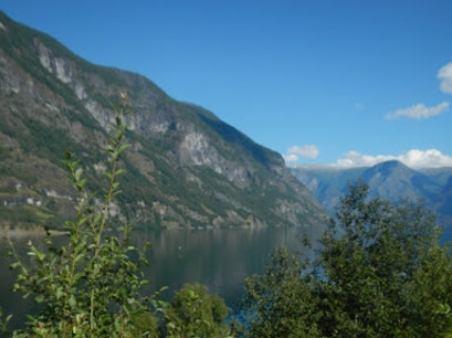 Norway in a Nutshell Aurland  Norway