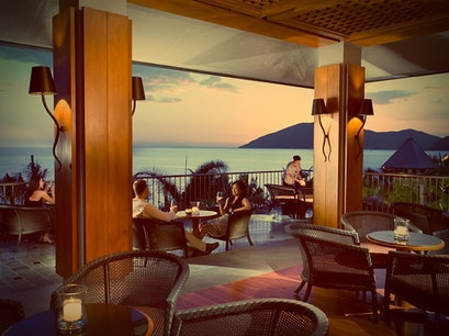 Sunset Bar at Mandarin Oriental, Sanya Sanya  China