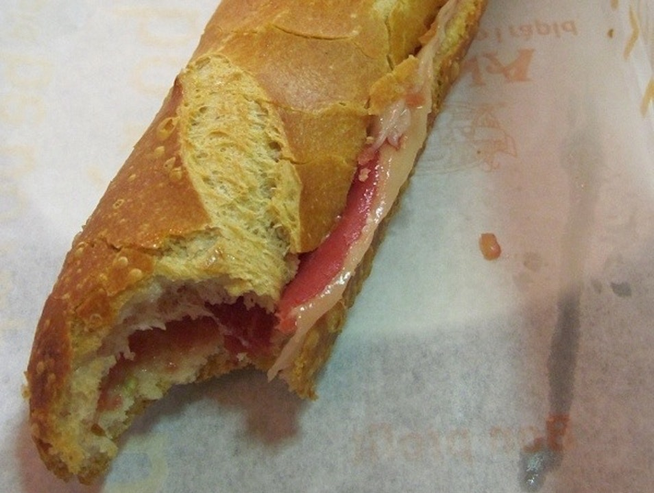 Best sandwich in Barcelona Barcelona  Spain
