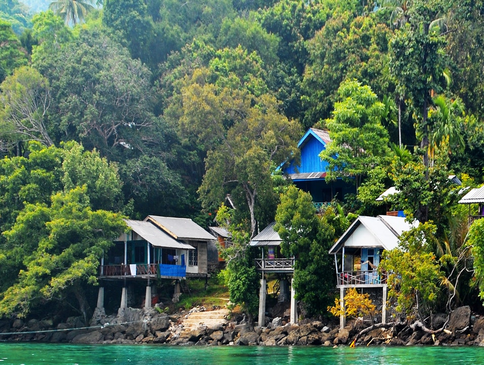 In Iboih, Your Life will be about Underwater Sabang  Indonesia