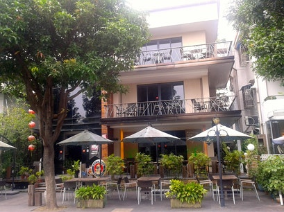 Coffee Street Xiamen  China
