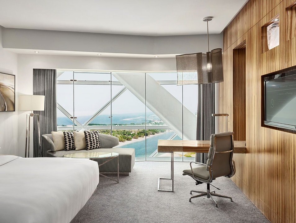 Andaz Capital Gate Abu Dhabi  United Arab Emirates