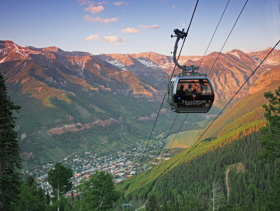 Twice the Fun Telluride Colorado United States