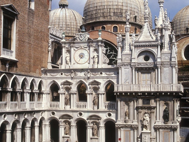 Architectural Feast in Venice