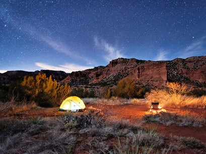 Caprock Canyons State Park & Trailway Quitaque Texas United States